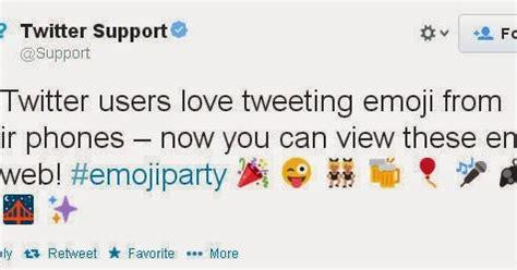 cara membuat twitter di iphone cara membuat emoji emoticons di twitter yulio adi candra
