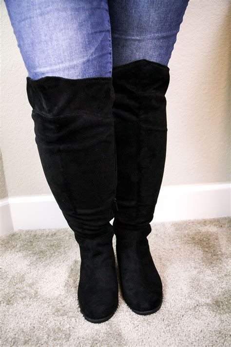 the knee boots big calves coltford boots
