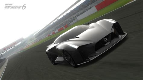 nissan gran turismo new video screenshots of nissan concept 2020 in gt6