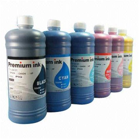 printable vinyl for pigment ink vivid color pigment ink for inkjet printer used on cotton