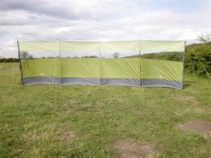Garden Awning Uk Vango 5 Pole Windbreak Review Caravan Accessories