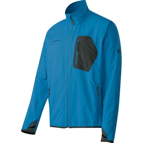Light Jacket by Mammut Ultimate Light Softshell Jacket S