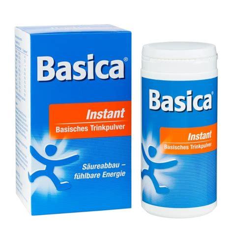 acido basico alimentazione benessere basica polvere basica istantanea solubile