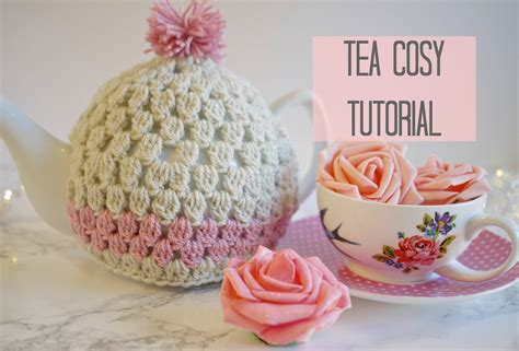 how to knit a tea cosy for beginners crochet tea cosy tutorial coco