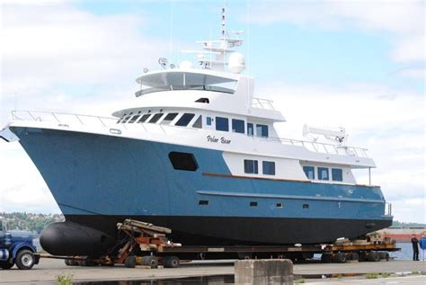 bear boat yacht polar bear a citadel superyacht charterworld