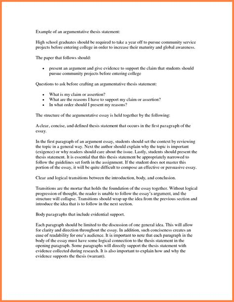speech thesis exles 7 thesis statement exles for essays marital