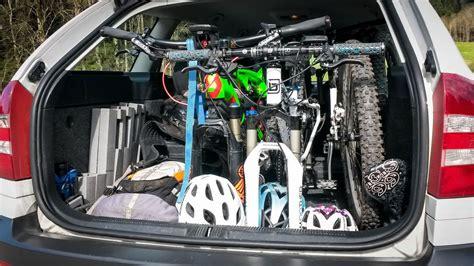 Fahrradhalter F R Auto Innenraum by Bikeinside Innenraum Fahrradtr 228 Ger Fahrradtransport Im