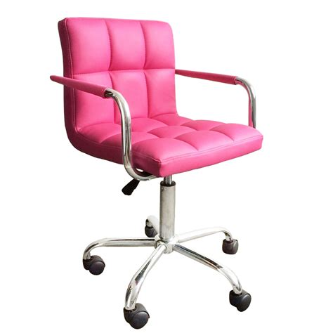 pink tufted desk chair pink office chair uk photos home for pink office chair uk