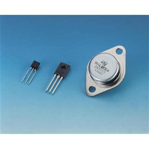 le transistor 2n3055 transistor bjt 2n3055 28 images 4 x mje3055t 2n3055 power transistor 4 items oddwires