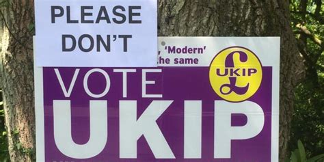 ukip printable poster picture what to do if you see a ukip poster huffpost uk