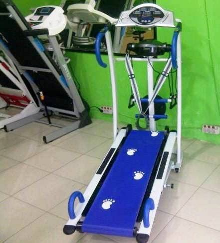 Treadmill Manual 5 Fungsi 1 6 F Jg Ada Alat Olahraga treatmill manual jaco tredmil 6 fungsi terbaik alat olahraga lari treadmill 6in1