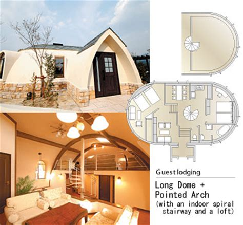 japanese dome house japan s styrofoam dome homes impact lab