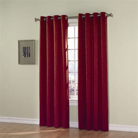 curtains at lowes colony 3117 downtown modern blackout curtain panel lowe