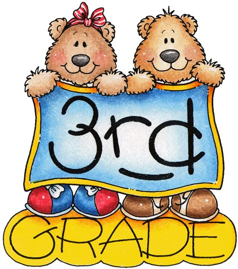 3rd Grade Clipart third grade team overview