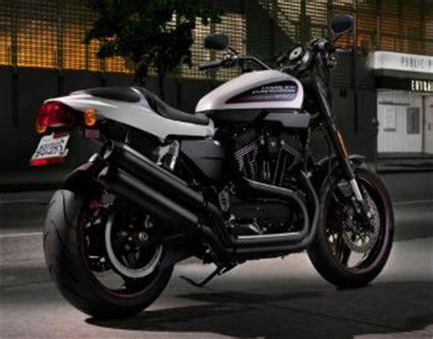 Motorrad Gabel Vibriert by Harley Davidson Sportster Sportster Xr 1200 X Modell 2012
