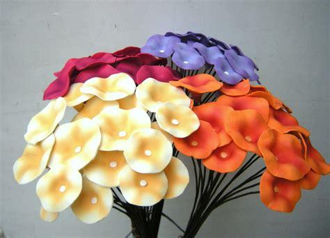 imagenes de rosas hechas en foami imagen de flores en foami imagui