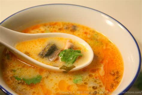thai chicken soup recipe dishmaps