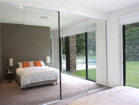 Frameless Mirror Bifold Closet Doors by Frameless Mirror Closet Doors Glass Mirrors Boca Raton