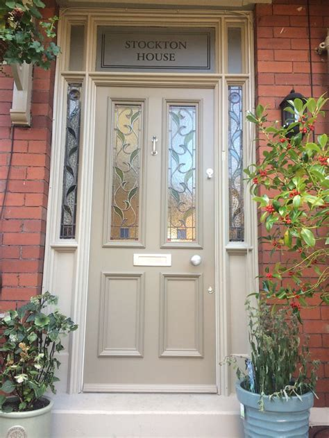Georgian Front Door Colours 25 Best Ideas About Door On Front Doors Front Door Colours And
