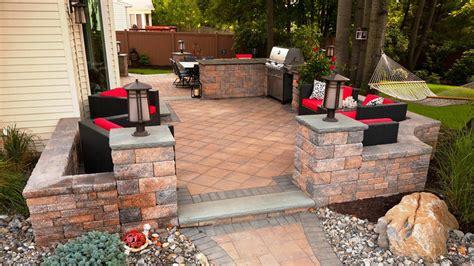 brick patio wall materials  lancaster county pa visit
