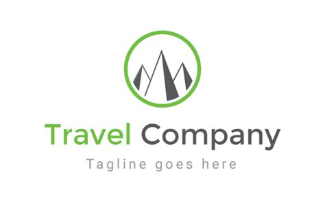 company logos templates travel company logo template by rowmim wrapbootstrap