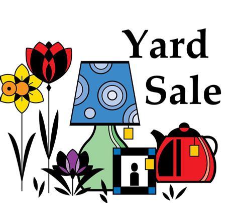 Backyard Sale by Garage Sale Clip Images