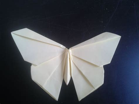 Paper Folding Butterfly - 25 best ideas about origami butterfly on