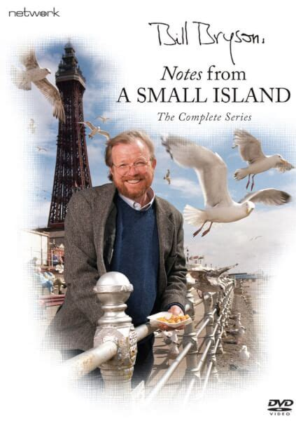 bill bryson notes from a small island the complete series dvd zavvi