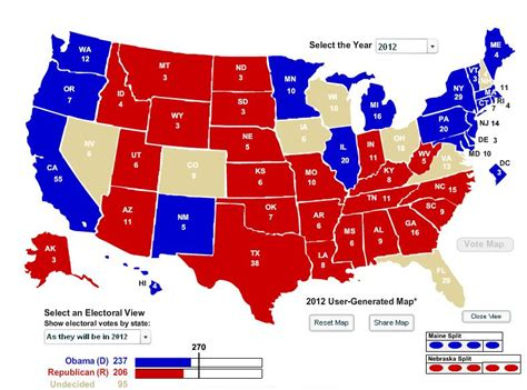 electoral college swing states electoral college update what s changed in the key swing