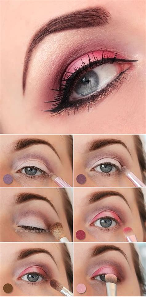 valentines day makeup tutorial 12 easy s day makeup tutorials for beginners