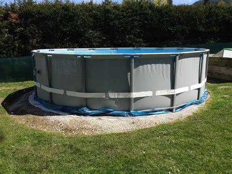 Pool Untergrund Platten by Untergrund Aufstellpool Forum Auf Energiesparhaus At