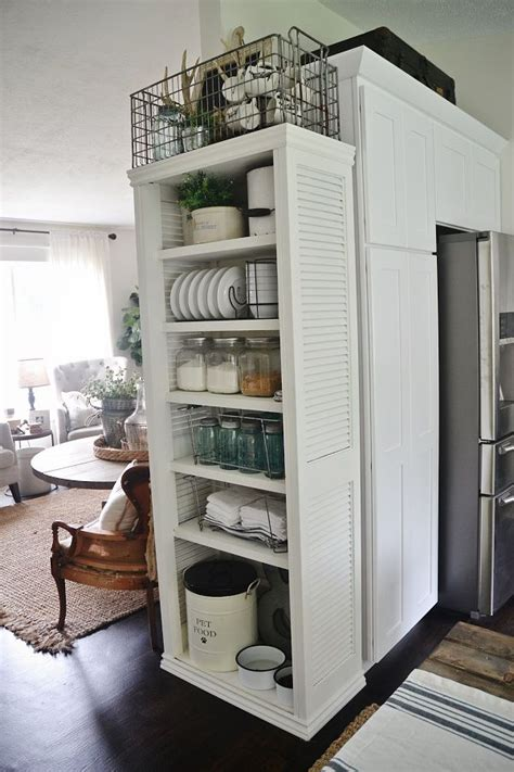 kitchen bookshelf ideas 17 best ideas about bookshelf pantry on diy