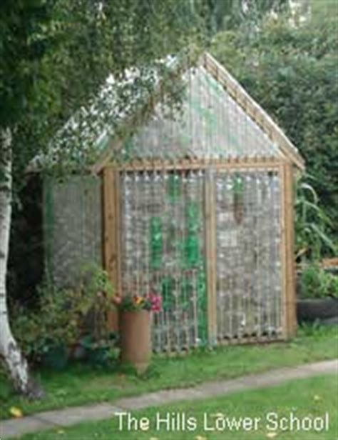 Eco Friendly House Ideas by Build Your Own Greenhouse From Plastic Bottles