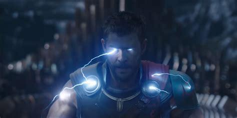 In Thunder by Thor Ragnarok Tv Spot The God Of Thunder Screen Rant