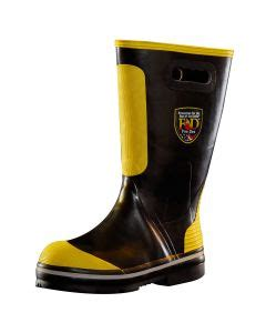 firefighting bunker boots boots firefighter turnout boots structural