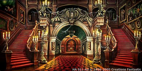 haunted house interior haunted mansion interior backdrops fantastic australia