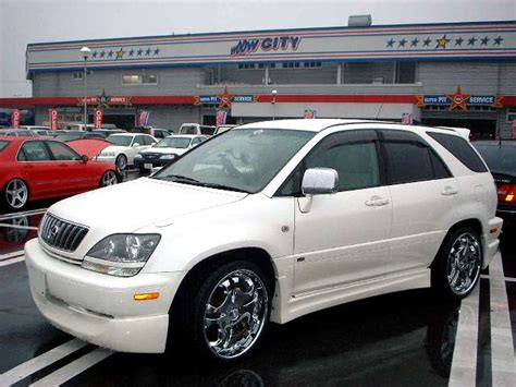 pimped lexus rx 350 pin out 2001 chrysler pt cruiser pictures on