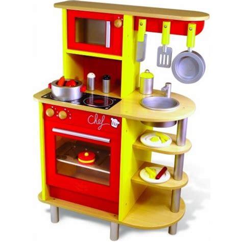 vilac cuisine grande cuisine en bois vilac jouet cuisine du chef