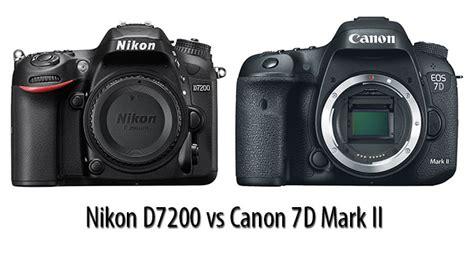 Nikon P900 Vs Canon 7d Ii by Nikon D7200 Vs Canon 7d Ii Photography