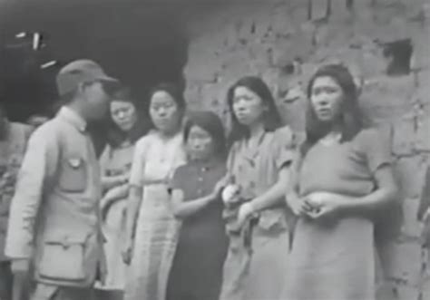 china comfort women footage of comfort women in yunnan mclc resource center