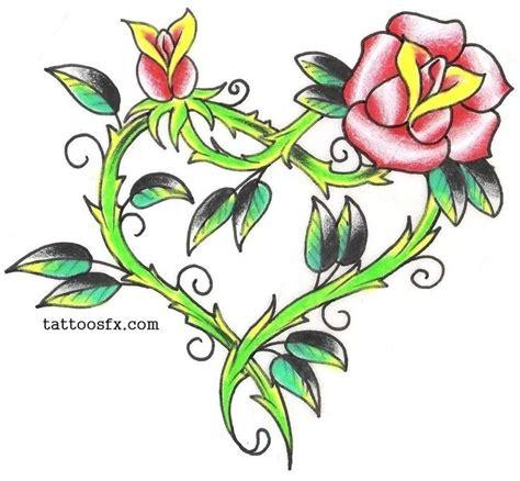 tattooed heart karaoke free download 34 best heart rose tattoo images on pinterest rose