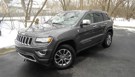 grey jeep grand cherokee road test review 2015 jeep grand cherokee limited 4x4