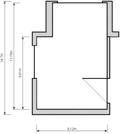 Grundrissplaner openoffice org draw grundriss mit bema 223 ung