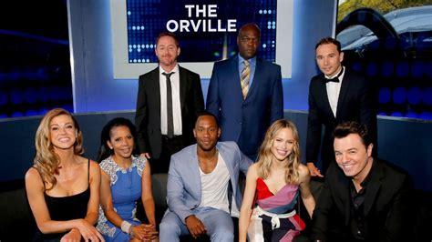 2017 star trek tv show cast the orville brannon braga promette storie serie in