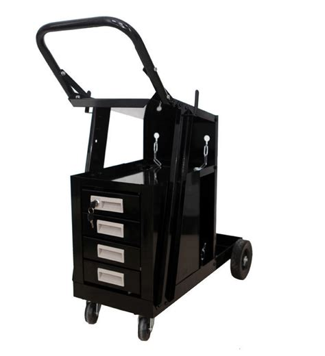 mig welding cart with drawers welder cart welding trolley with 4 drawers welder storage