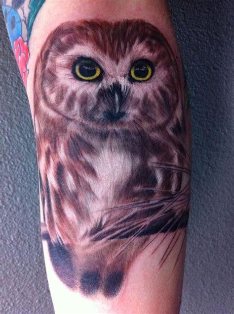 tattoo shops in joplin mo owl by wade rogers tattoonow