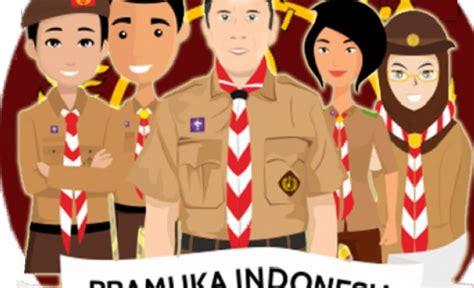 sejarah pramuka  indonesia  dunia kumpulan situs
