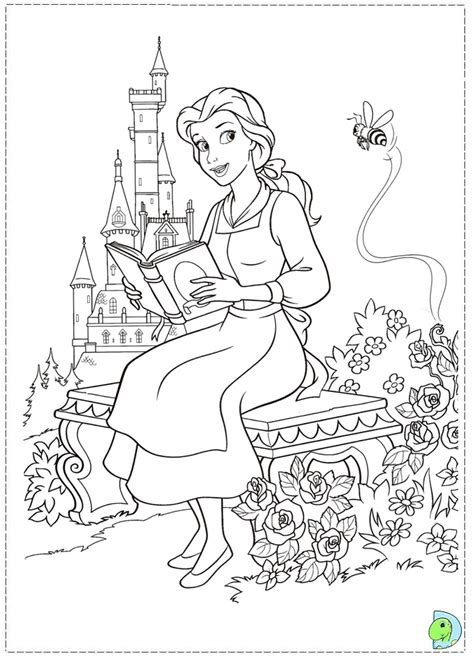 beauty and the beast castle coloring pages jaquin elena of avalor coloring pages coloring pages