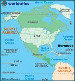 Bermuda World Map by Alfa Img Showing Gt Bermuda Location On World Map