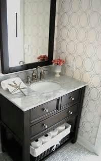 Powder Room Vanity Units Graham Amp Brown Darcy White Amp Silver Wallpaper White